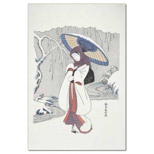 Het reigermeisje (Sagi musume)